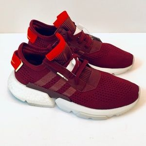 NEW Adidas Maroon Sneakers size 7